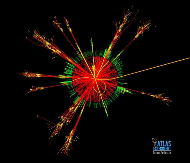 Higgs interaction