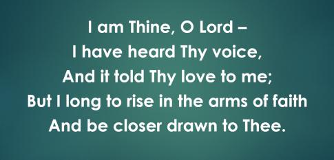 Hymn DR Oct 21 E