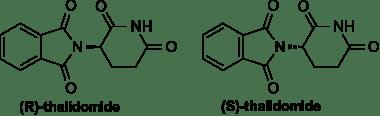 enantomers of thalidamide