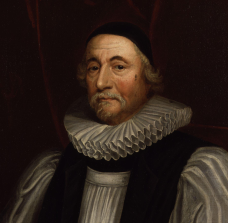 James Ussher Credit: Edited from wikipedia