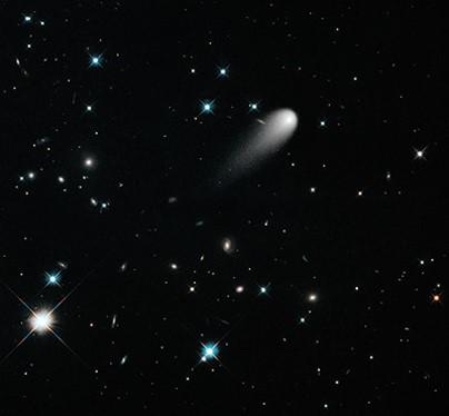 Comet ISON Credit: Hubblesite.org