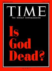 TimeMagazineApril81966-IsGodDead