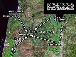 Megiddo at the crossroads