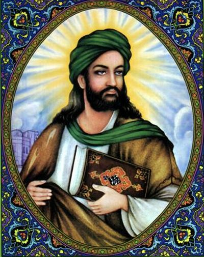 Muhammad: Among Muslims, imagery of Muhammad is widely considered idolatry. Credit: Conservapedia.